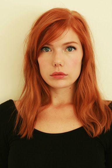 Bright Rusty Lovely Hair Colours Pinterest Shades