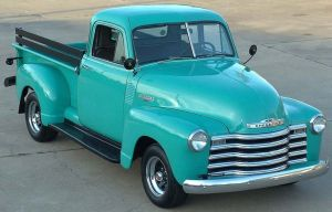 1950 Chevy Pickup Colors  Bing Images   Old Pickup's