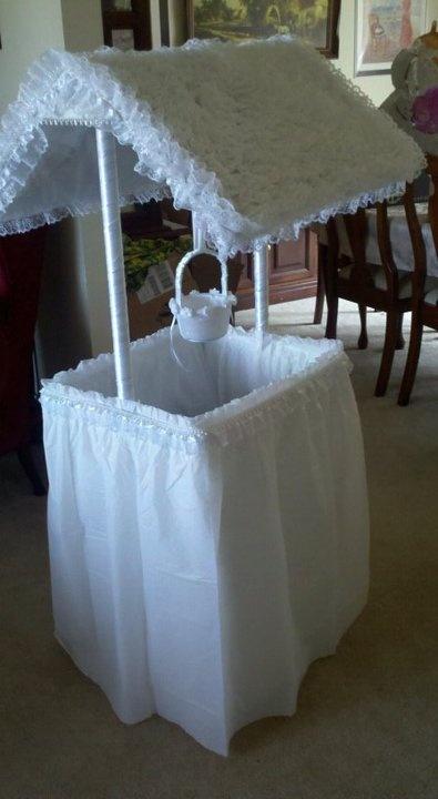 Bridal Shower Wishing Well Showers Pinterest Wishing Well Bridal Shower And Bridal