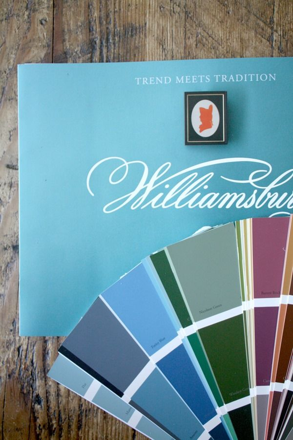 203 best images about williamsburg color collection on on benjamin moore interior paint chart id=96810