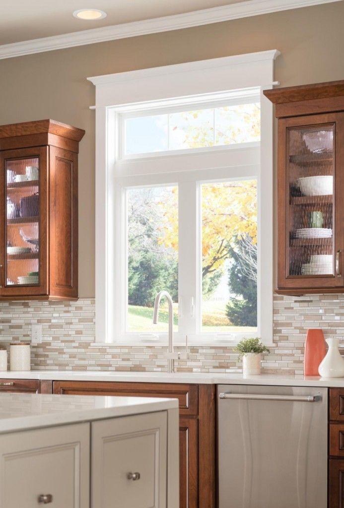 1000 images about kitchen windows on pinterest french kitchens cabinets and window on kitchen cabinets around window id=89303