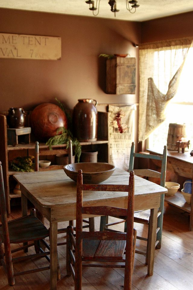 22 Best Images About Primitive Kitchen Ideas On Pinterest Hereford David Smith And