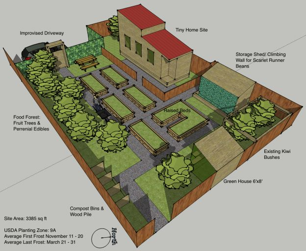 25 Best images about SketchUp on Pinterest   Gardens ... on Sketchup Backyard id=19111