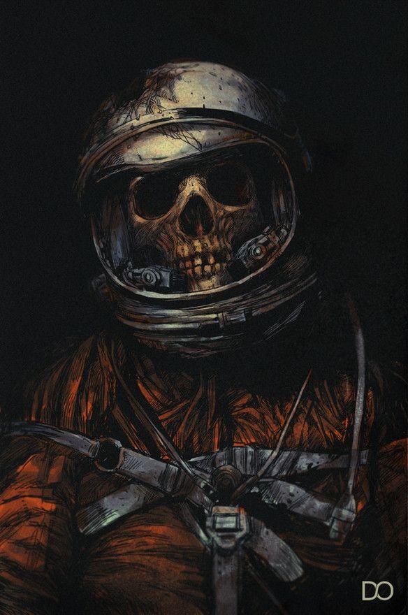 Dead Astronaut V2 by carbine Dead astronaut Pinterest