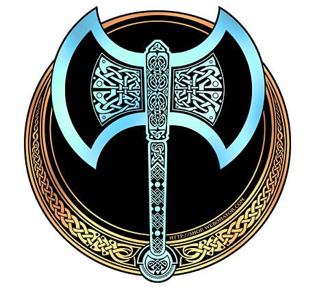 Librys Weapon Of The Valkyries Symbol Of Feminism And