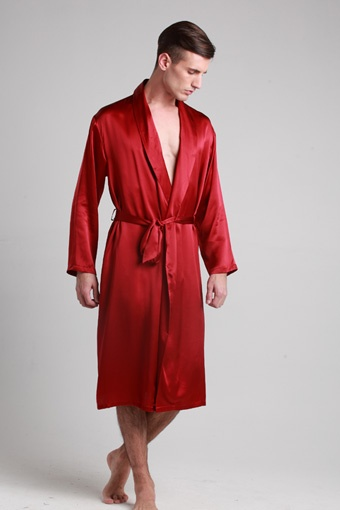 Alabama Silk Robes Men