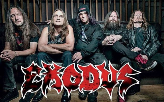 Image result for exodus band pic