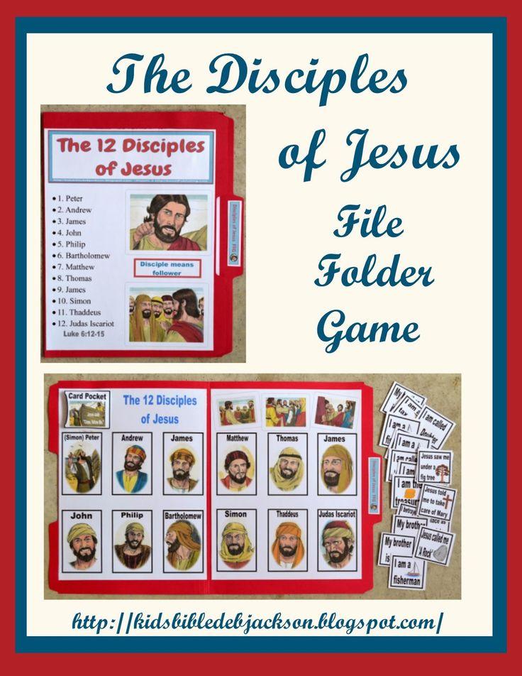 Poster do filme Coleção Bíblia Para Crianças - Os Discípulos de Jesus