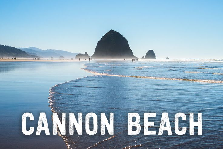 Road trip to Cannon Beach to see the famous Goonies rock | 21 Awesome Things To Do When You Go To Oregon