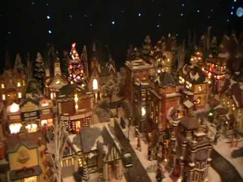 1000 Images About Christmas Village Ideas On Pinterest Whistler Light String And Christmas