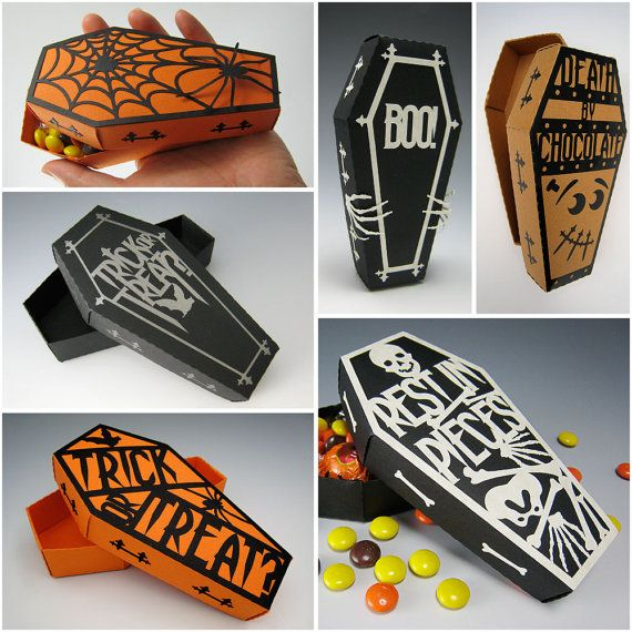 Best 20 Halloween Coffin Ideas On Pinterest