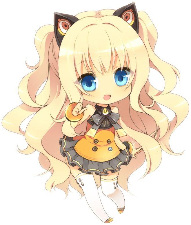 … Chibi-Wallpapers-of-2012/Moorina-Mangaka-SeeU-vocaloid-anime-5-star