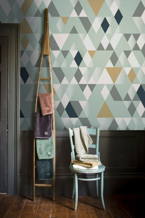 Tektura launches bold new range of wallcoverings | Design Resource Blog | Material Lab