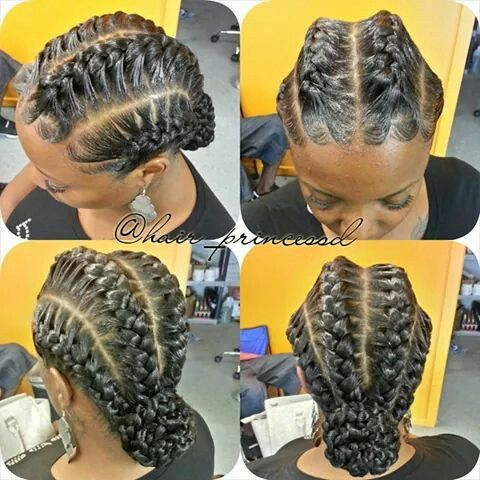 UnderBraids Perfectionist Dope Natural Styles