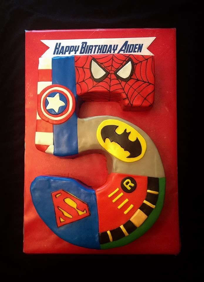 10 best images about Number Cakes on Pinterest | Discover ...