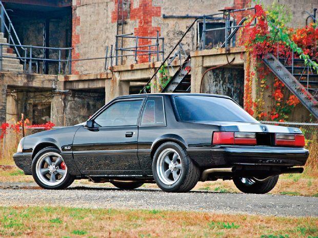 Mustang 0 Lx 1993 Cars 5 Drag Racing