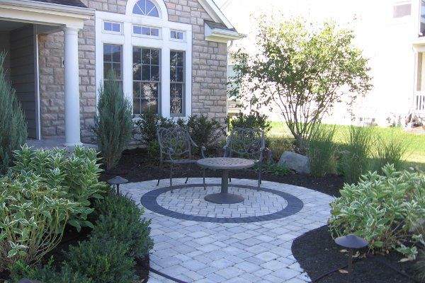 Front Walk Paver Ideas Patios And Walkways Landscaping