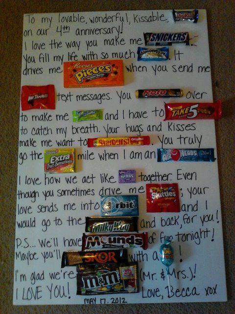 47 Best Images About Poster Board Candy Poems On Pinterest