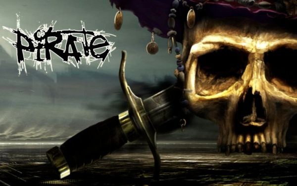 Pirate Skull And Crossbones Wallpaper Pirate skull sword