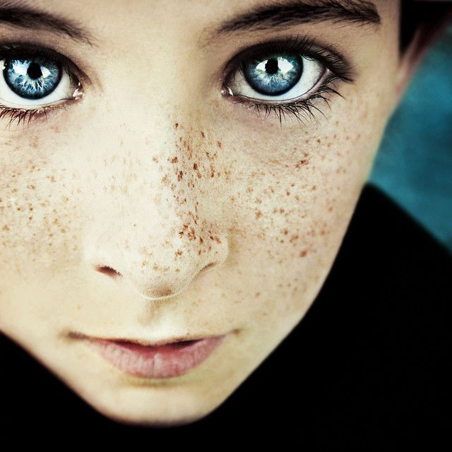 Love the eyes By L caitlin. This photo is what started my focus on children's ey