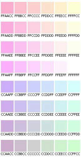 8 Best Images About Colors On Pinterest Pantone Cmyk