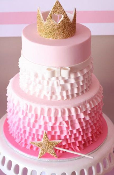 Gorgeous Pink and Gold Pink