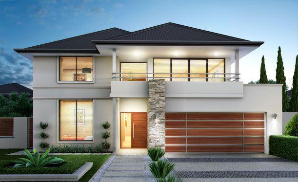 Grantwood Personal Builders Home Designs: Aspire 002