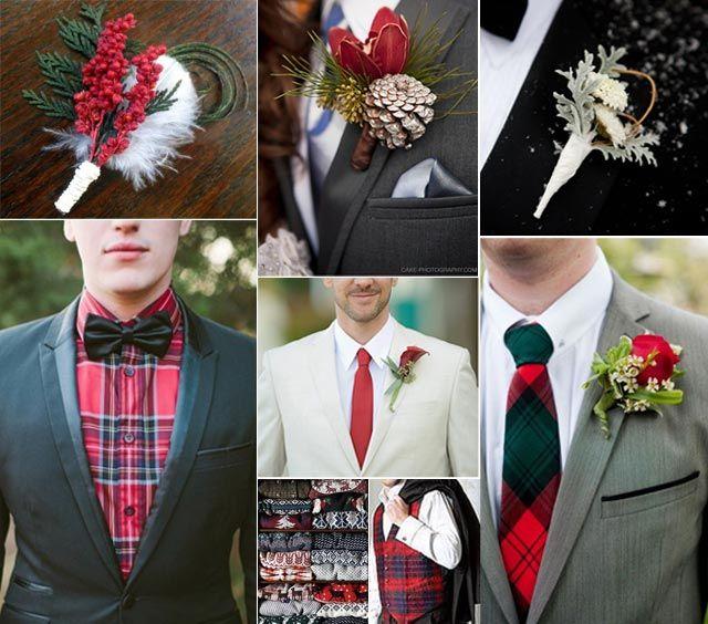 Celebra tu boda en Navidad Toda la inspiración para celebrar una boda en Navidad en el blog http://losdetallesdetuboda.com/blog/: