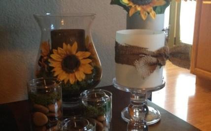 Sunflower Theme Kitchen Gardening Flower And Vegetables