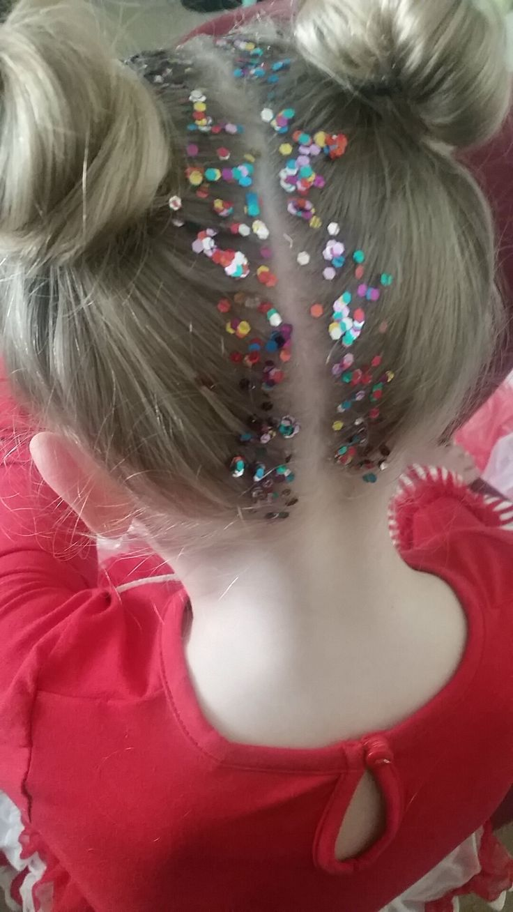 17 Best Images About Glitter Roots Hair On Pinterest