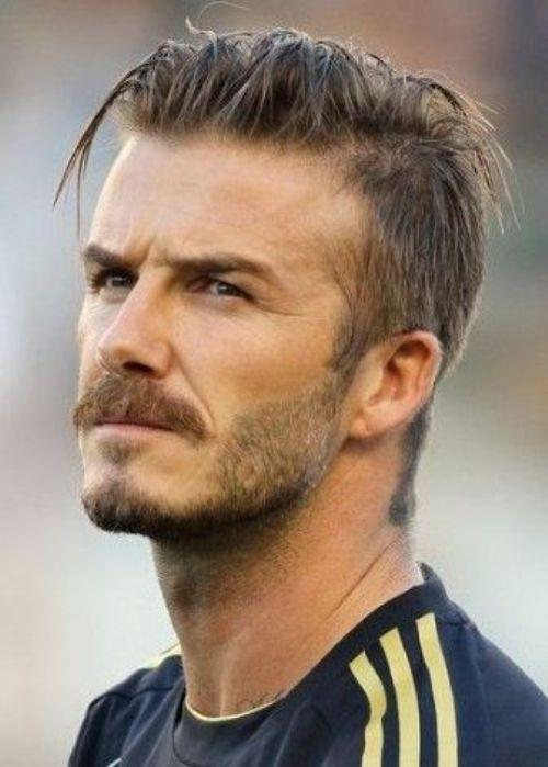 awesome David Beckham Hair All  Hairstyles  Through The