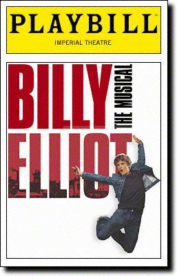 Billy elliot, Musicals and Broadway on Pinterest