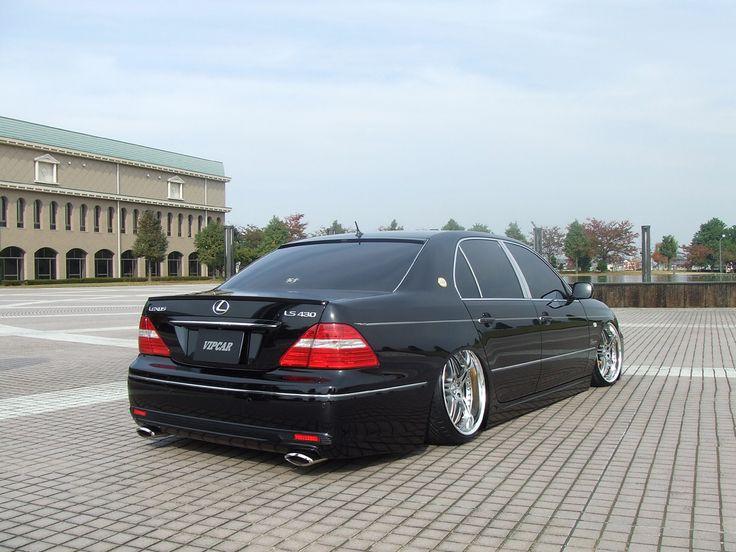 CrownLS430 VIP LS430 VIP STANCE SLAMMED Pinterest