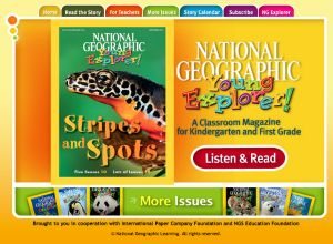 National Geographic Young E