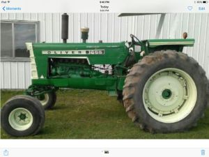 1017 best images about Oliver Tractors on Pinterest | Old