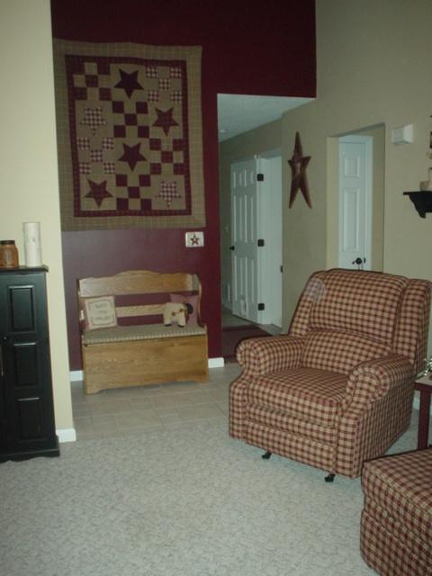Primitive Living Room Furniture Primitive Living Room