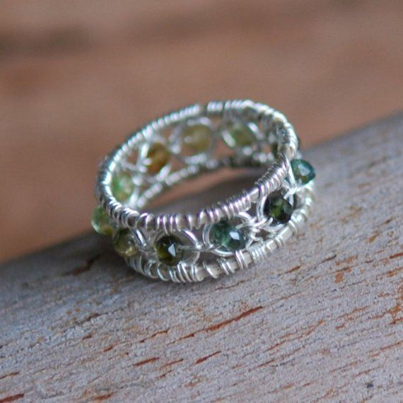 1000 Images About Jewelry Rings Wire Wrap On Pinterest