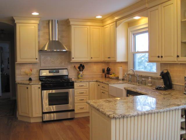 u shaped kitchen small u shaped kitchen kitchens forum gardenweb kitchen ideas on c kitchen design id=47797