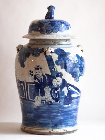 17 Best Images About Blue Amp White Jars On Pinterest Jars