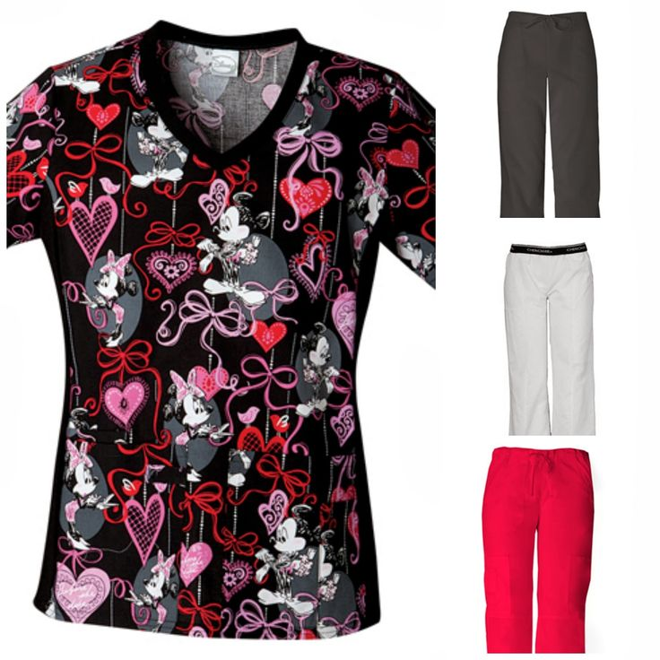 20 Best Images About Mickey Mouse Scrub Tops On Pinterest