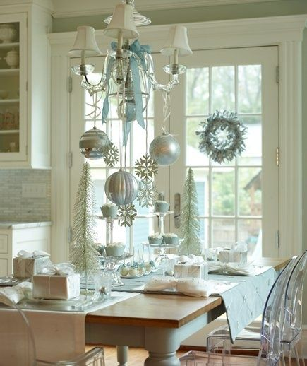 Christmas Chandeliers on Parade – Christmas Decorating –