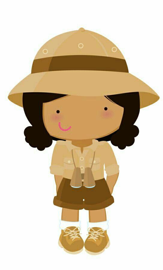 Exploradora Png Recursos Png Pinterest