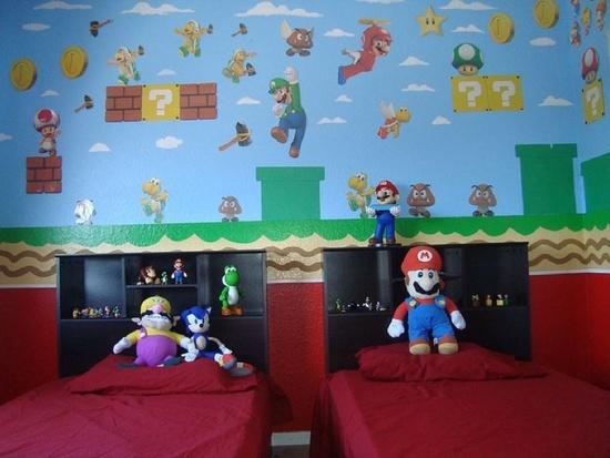 Mario Bedroom Decor Bedroom Style Ideas – Mario Bedroom Decor