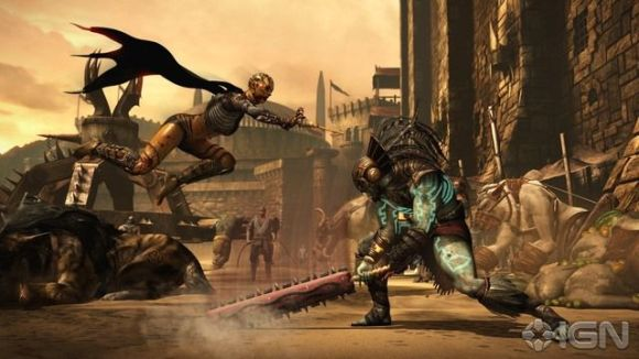 Mortal Kombat X Video Games Screenshots
