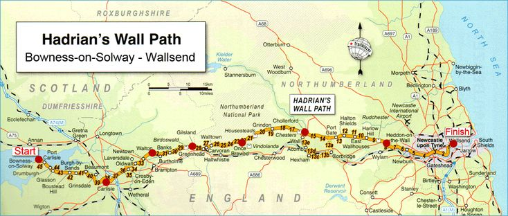 hadrian s wall path vision pinterest wall maps blog on hadrians wall id=68749