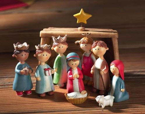 1000 Images About Christmas Nativity Sets And Crafts Part