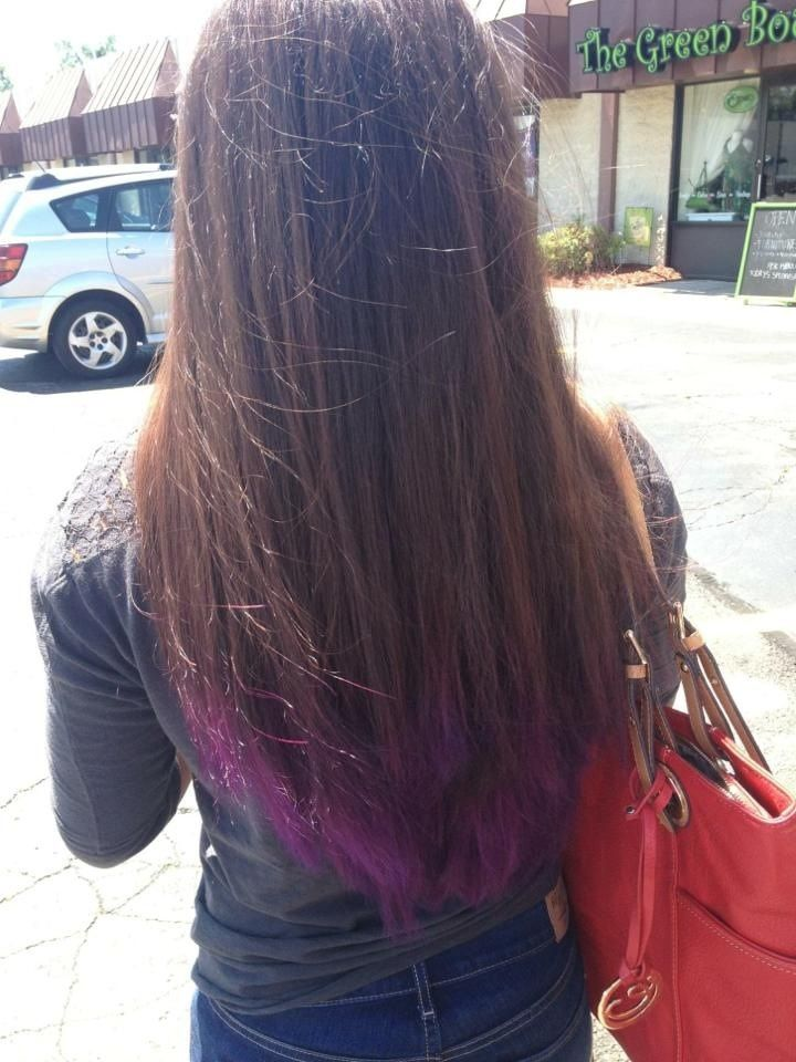 17 Best Images About Hair On Pinterest Her Hair Purple
