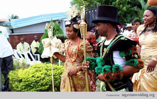 Nigerian Weddings: Akwa Ibom Traditional Engagement