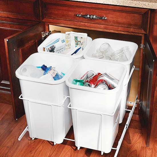 1000 images about recycling tips on pinterest college classes how to recycle and college usa on kitchen organization recycling id=50931