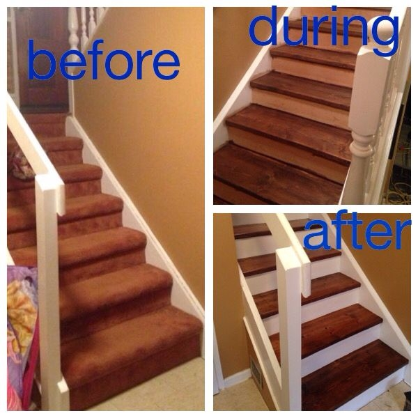 Step 1 Remove Old Carpet And Underlay Step 2 Remove | Best Carpet For High Traffic Areas Stairs